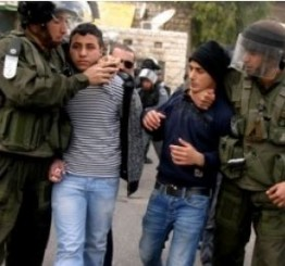 Palestine: 9 Palestinians kidnapped by Israeli forces in W Bank & Jerusalem