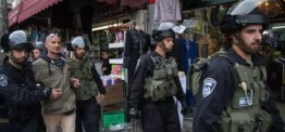 Palestine: 5 Palestinians kidnapped near Ramallah, one near Jenin