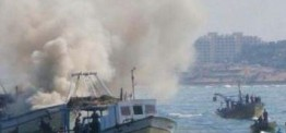 Palestine: Israeli navy fires on Gaza fishing boats