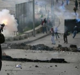 Palestine: Palestinian child injured by Israeli army fire in Jerusalem
