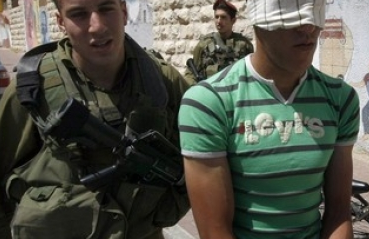 Palestine: Israeli soldiers kidnap several Palestinians in West Bank & Gaza
