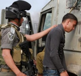 Palestine: 15 Palestinians kidnapped by Israeli forces in W Bank & Jerusalem