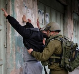 Palestine: Israeli army kidnaps five Palestinians in Hebron
