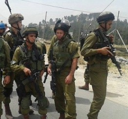 Palestine: Israeli forces invade Azzun in W Bank, use Palestinian civilians as human shields