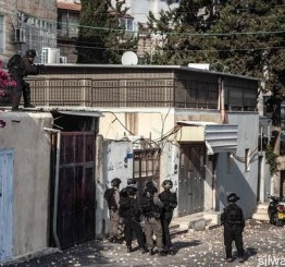 Palestine: Israeli soldiers kidnap two children near Ramallah