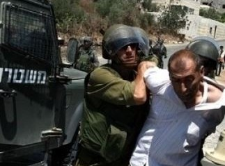 Palestine: 11, including minor, kidnapped by Israeli solders from West Bank