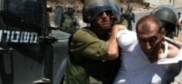 Palestine: Palestinian kidnapped by Israeli forces in Hebron invasion