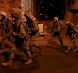 Palestine: Three Palestinians kidnapped by Israeli forces in Hebron, one in Ramallah