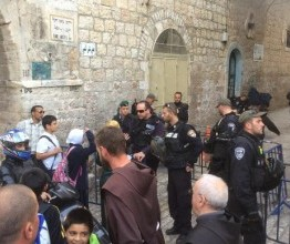 Palestine: Israeli police continue to impose restrictions on Palestinians while allowing settlers to storm Al Aqsa