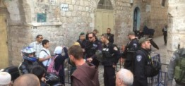 Palestine: Al Aqsa raids continue, tension prevails in occupied Jerusalem