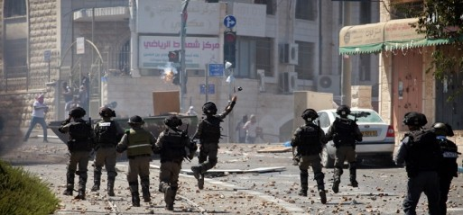 Palestine: Clashes erupt in Jerusalem, over 65 injured