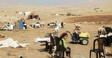 Palestine: Israeli army demolishes 20 Palestinian barracks in Jordan Valley