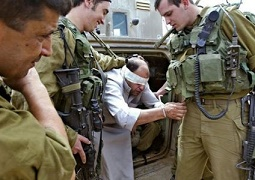 Palestine: Israeli soldiers kidnap elderly man near Jenin