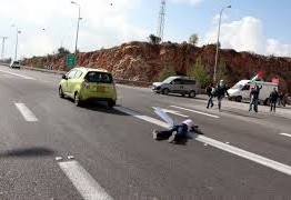 Palestine: Another Palestinian hit by Israeli settler car