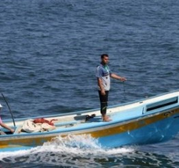 Palestine: Israeli navy open fire on Palestinian fishermen in Rafah