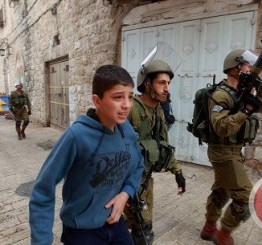 Palestine: Israeli forces arrest 8-year-old in East Jerusalem