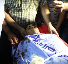 Palestine: Another Palestinian teen killed by Israeli forces near Ramallah