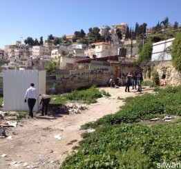 Palestine: Israeli settlers occupy building, lands, in Silwan