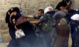 Palestine: Israeli army kidnaps 9 Palestinian women in Al-Aqsa Mosque