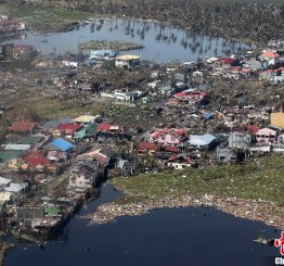 Philippines: World joins rescue efforts