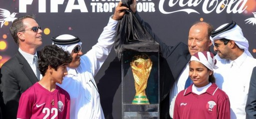 Qatar: World Cup sponsors pressure FIFA after latest Qatar 2022 bribery allegations