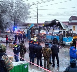 Russia: Second Volgograd blast kills at least 10 on trolleybus