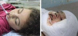 Palestine:  Eleven killed, incl 3 children killed by Israeli missiles in Gaza, total 23 killed Thurs