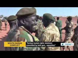 "South Sudan: UN denounces ""appalling"" use of rape"