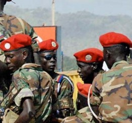 South Sudan rebel shelling kills 6, wounds 80