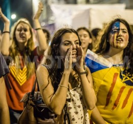Spain: Rebuking Madrid, Catalans vote to secede