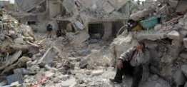 Syria: More than 60 possibly killed in US-led airstrikes