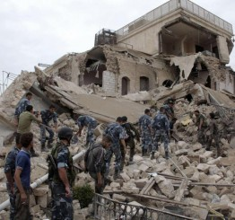 Syria: Islamic Front claims Aleppo attack on Syria soldiers