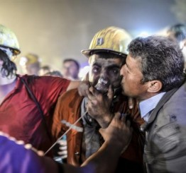 Turkey: 201 killed, hundreds trapped by coal mine explosion