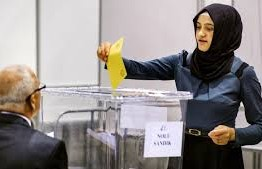 Turkey: Polls open in Turkish presidential election