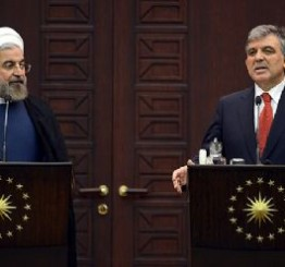 Turkey: Rouhani visit landmark for relations with Iran, says Gul