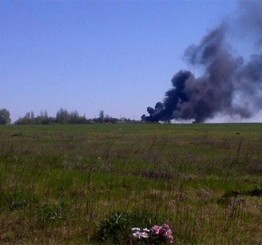 Ukraine: Several dead after military helicopter is shot down